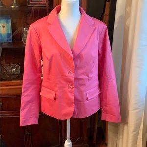 NY & Company Pink blazer